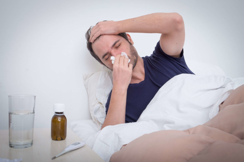 Do I have the flu or just a cold?