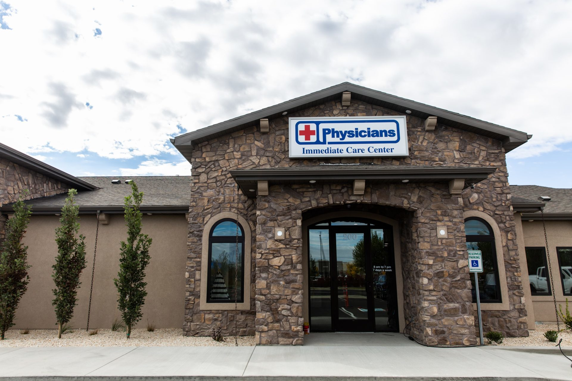 Physicians Immediate Care Center Cheney Drive Building